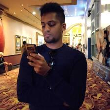 Profil utilisateur de Sabareesh