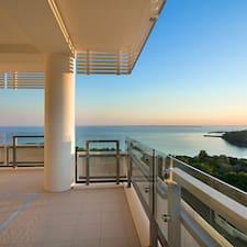 One30 Apartments felhasználói profilja