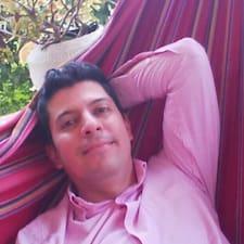 Heriberto felhasználói profilja