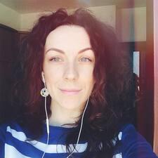 Iryna User Profile