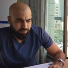 Ameer felhasználói profilja