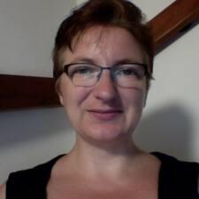 Cornelia felhasználói profilja