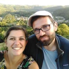 Aurelien & Magali felhasználói profilja