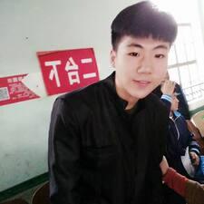 Perfil do usuário de 沛霖的小施