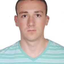 Profil Pengguna Milosh