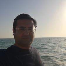 Rizwan felhasználói profilja