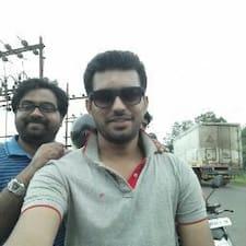 Krishnaraj felhasználói profilja