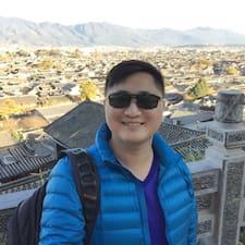 渝玲 User Profile