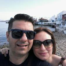 Nikos & Sofi的用戶個人資料