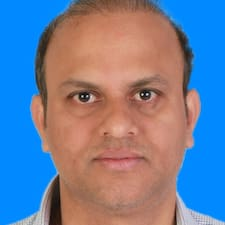 Chandra Sekhar Rao的用戶個人資料