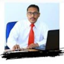 Användarprofil för Sajith