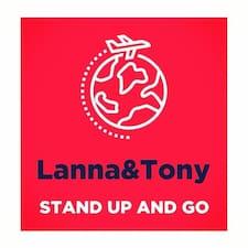 Få flere oplysninger om Lanna&Tony