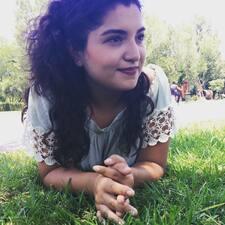 Marianela felhasználói profilja