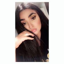 Profil utilisateur de Nitasha