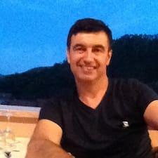 Profilo utente di Régis