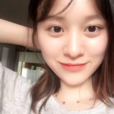 Gebruikersprofiel Jiwoo