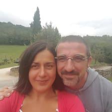 Profil utilisateur de Justine & Jérôme