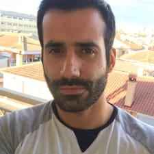 Profil Pengguna Jose Alberto