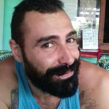 Luca felhasználói profilja