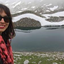 Claudia María User Profile