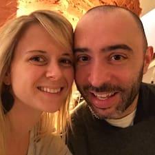 Margherita & Stefano的用户个人资料