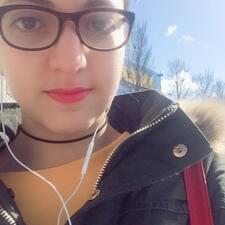 Salma - Uživatelský profil