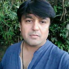 Vibhor felhasználói profilja
