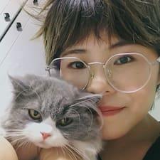 筱雨 felhasználói profilja