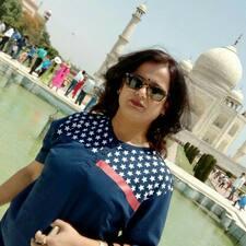 Nutzerprofil von Kalpana