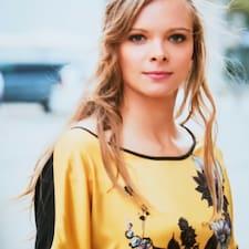 Luise felhasználói profilja