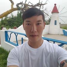 Seokkyu felhasználói profilja