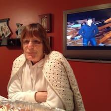 Profil utilisateur de Judith (Judy)