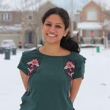 Profil utilisateur de Saranya Meenakshi
