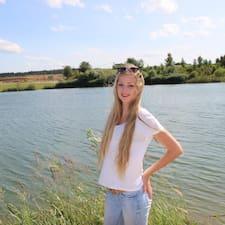 Profil utilisateur de Elina
