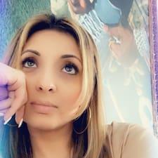 Sharissa User Profile