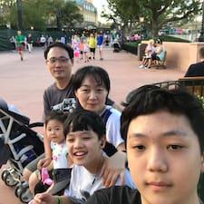 Gebruikersprofiel Ki-Hwan