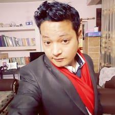 Profil Pengguna Pramesh