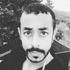 Perfil do utilizador de Abdallah