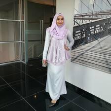 Syaza Atiqah Brukerprofil