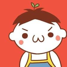 宅 - Uživatelský profil