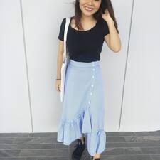 Helena Tong felhasználói profilja