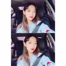 Perfil do usuário de 나영