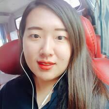 Haeryang felhasználói profilja