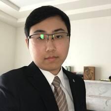 Gebruikersprofiel Yuchao
