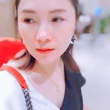 定葵 felhasználói profilja
