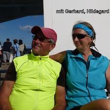 Nutzerprofil von Gerhard & Hildegard