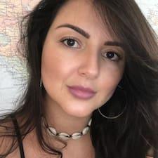 Profil Pengguna Olívia