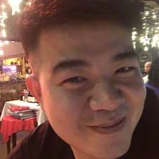 蒋景 User Profile