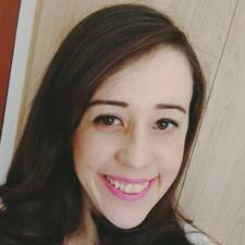 Profil utilisateur de Géssica