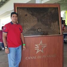 Cesar Antonio felhasználói profilja